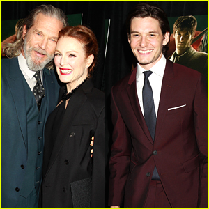 Julianne Moore & Ben Barnes Bring 'Seventh Son's Magic To NYC