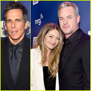 Ben Stiller & Eric Dane Suit Up for Help Haiti Home Gala 2015