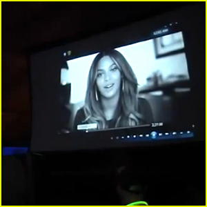 Beyonce Sends Video Message to U.S. Troops - Watch Here!