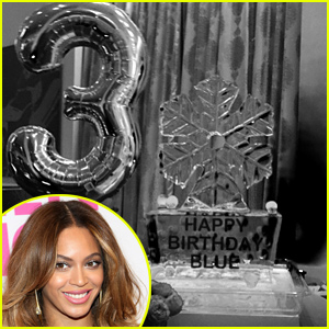 Beyonce Celebrates Blue Ivy Carter's 3rd Birthday Today!
