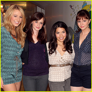 Blake Lively's 'Sisterhood' Co-Stars Have All Met Her Baby!