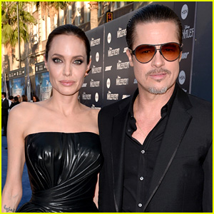 Brad Pitt & Angelina Jolie Set to Meet Pope Francis in Rome?