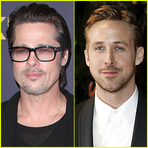 Brad Pitt & Ryan Gosling Bring Serious Star Power to 'The Big Short'!