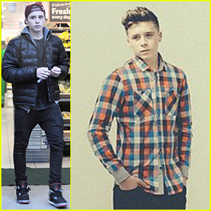Brooklyn Beckham Lands 'Reserved' Spring/Summer 2015 Fashion Campaign