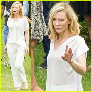 Cate Blanchett Gets Wooed By Australian 'Bachelor' Tim Robards For Giorgio Armani Commercial