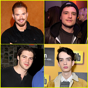 Celebs Check Out Lounges & Parties Around Sundance 2015