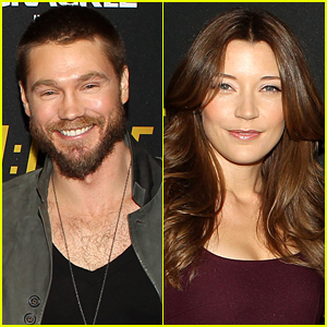 Chad Michael Murray's New Wife Sarah Roemer is Pregnant!