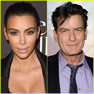 Charlie Sheen Apologizes to Kim Kardashian After His Explosive & Expletive-Filled Twitter Rant Against Her
