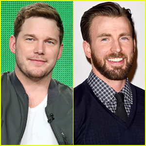 Chris Pratt & Chris Evans Share Epic Twitter Exchange Over Super Bowl 2015 - Read the Tweets!