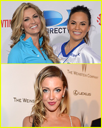 Chrissy Teigen Rips Katie Cassidy on Twitter After Throwing Shade at Pal Erin Andrews