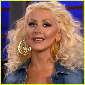 Christina Aguilera on Daughter Summer Rain: She's So Chill!