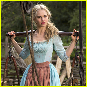 Lily James Gets a Taste of What Midnight Brings in New 'Cinderella' Teaser