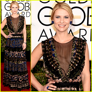Claire Danes Is Looking for Her Fifth Win at Golden Globes 2015