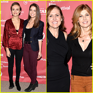 Connie Britton & Molly Shannon Premiere 'Me & Earl & The Dying Girl' at Sundance 2015
