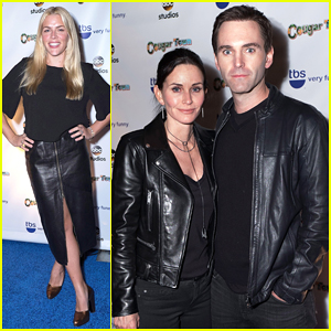 Courteney Cox, Busy Philipps & 'Cougar Town' Crew Celebrate at Series Wrap Party!