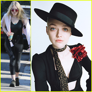 Dakota Fanning's Mom Didn't Like Her With Dark Hair