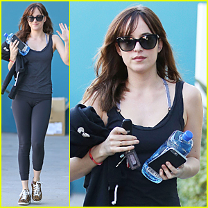Dakota Johnson's 'Fifty Shades of Grey' is Fandango's Fastest-Selling R-Rated Movie!