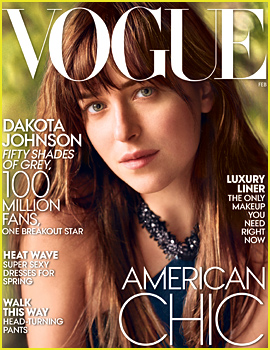 Dakota Johnson Talks 'Fifty Shades of Grey' & Her 'Dwindling Anonymity' in 'Vogue'