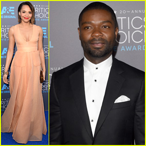 David Oyelowo Steps Out at Critics' Choice Awards 2015 After President Obama Announces 'Selma' Screening