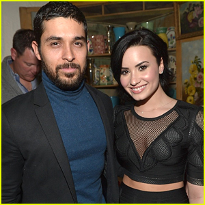 Wilmer Valderrama Surprised By 35th Birthday Bash Thrown By Girlfriend Demi Lovato