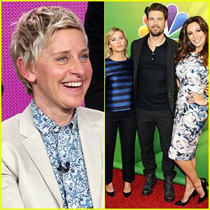 Is Ellen Degeneres A Lesbian