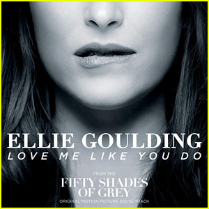 Ellie Goulding Debuts Her 'Fifty Shades of Grey' Single, 'Love Me Like You Do' - Listen Now!