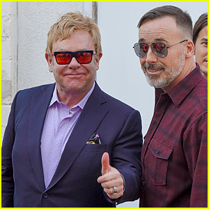 Newlyweds Elton John & David Furnish Celebrate the New Year By Shopping Together!