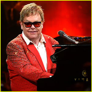 Elton John is 'Still Standing' After New Year's Eve in Brooklyn