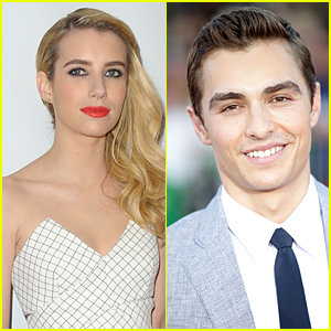 Emma Roberts & Dave Franco Have 'Nerve' to Do Movie Together