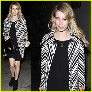 Emma Roberts' American Horror Story Co-Star Sarah Paulson Says She's Right on 'Children Act'