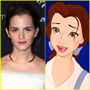 Emma Watson Confirms She'll Sing in 'Beauty & the Beast'!