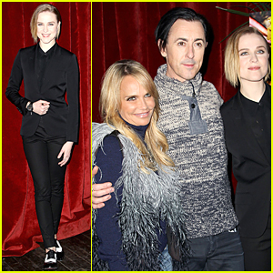 Evan Rachel Wood & Kristin Chenoweth Bring 'Strange Magic' to NYC