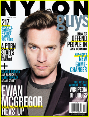Ewan McGregor Reflects on '90s London Life With Angelina Jolie