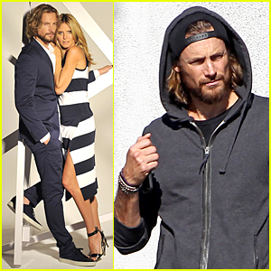 Gabriel Aubry & Heidi Klum Are Hot Models For INC International Concept Campaign