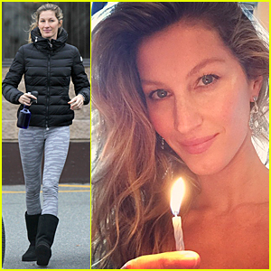 Gisele Bundchen Brightens Up Our Day With Her New Year Wishes