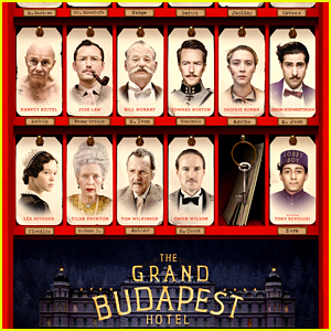 'Grand Budapest Hotel' WINS Golden Globe 2015 for Best Picture - Musical or Comedy!