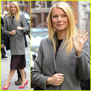 Gwyneth Paltrow Always Wanted to Work with Johnny Depp