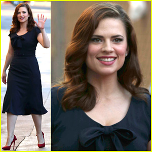 Hayley Atwell's 'Agent Carter' Premiere Brings in Decent Ratings