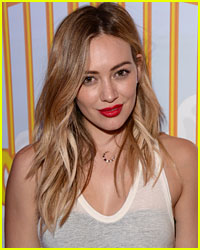 Hilary Duff Doesn't Let Being Super Skinny Concern Her