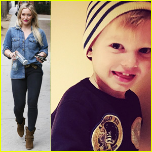 Hilary Duff's Adorable Son Luca is Almost Three Years Old!