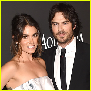Ian Somerhalder & Nikki Reed Are Engaged!