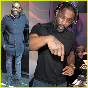 Idris Elba Says He's Focusing On His DJ'ing Career