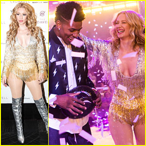 Iggy Azalea Brings in the New Year with Her Boyfriend Nick Young