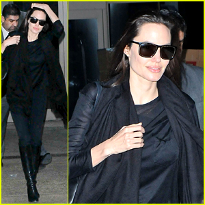 Is Angelina Jolie a Righty or Lefty? Watch Celebs Guess!