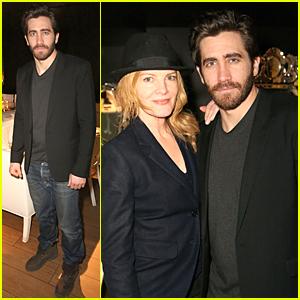 Jake Gyllenhaal Celebrates Golden Globe & SAG Nominations at 'Nightcrawler' Brunch