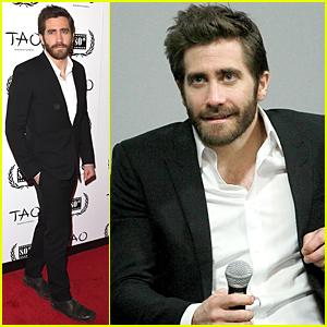 Jake Gyllenhaal is the Handsome 'Nightcrawler' at New York Film Critics Circle Awards