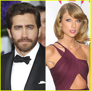 Jake Gyllenhaal Runs Into Ex-Girlfriend Taylor Swift at Golden Globes Party 2015