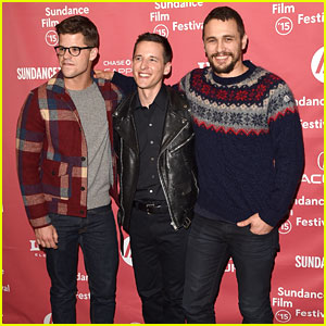 James Franco & Charlie Carver Bring Their Good Looks to the 'I Am Michael' Premiere