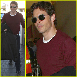 James Marsden's 'The D Train' Is Headed to Sundance This Week!