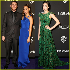 Jamie Chung & Bryan Greenberg Join Lots of Celebs at the InStyle Golden Globes 2015 After Party!